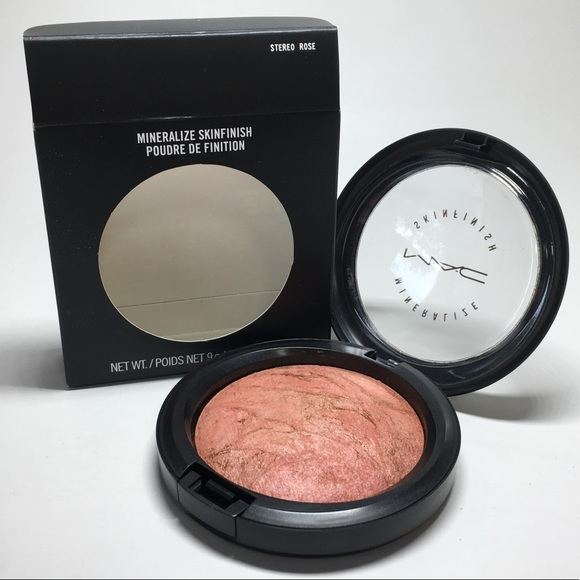 mac cosmetics makeup nib mac stereo rose rare a72 100 authentic